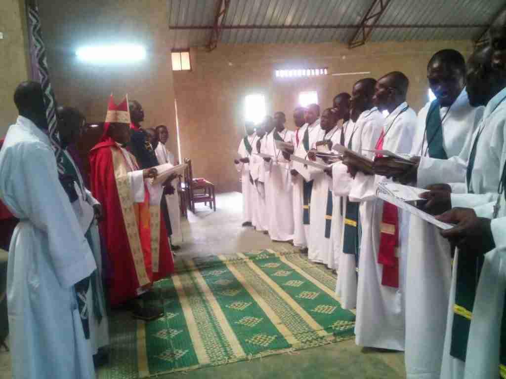 Deacon Ordination in Rwanda 3